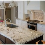 Granit Ada Mutfak Tezgahı