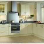 Krem Mutfak Tasarımları