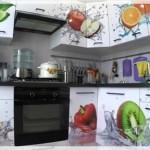 Meyve Resimli Mutfak Dolabı Kapakları-2