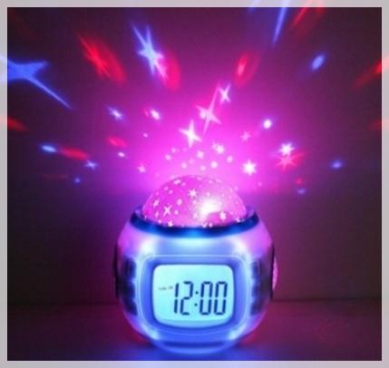 Modern Gece Lambası Modelleri