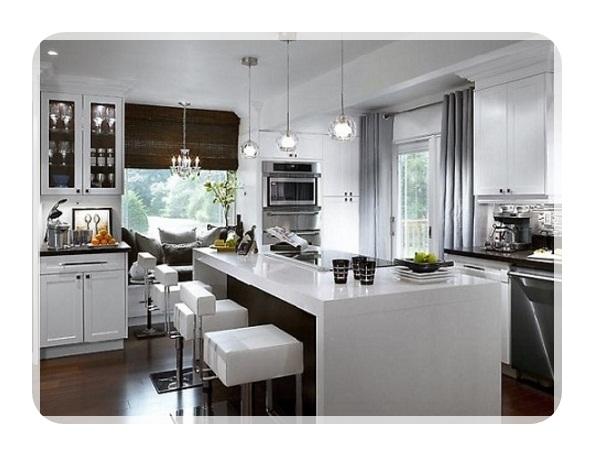 Mutfak Barı Modelleri-7