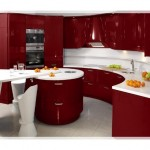 Oval Mutfak Modelleri-2