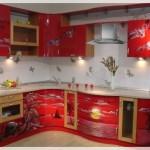 Resimli Mutfak Dolabı Kapakları-2