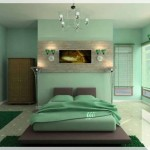 Açık Renkli Yatak Odası Halısı