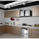 Akrilik Mutfak Tasarımı
