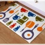 Dekoratif Mutfak Halı Modelleri-2
