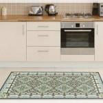 Dekoratif Mutfak Halı Modelleri-9