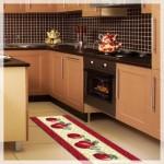 Dekoratif Mutfak Halı Tasarımları