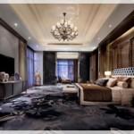 Desenli Yatak Odası Halıları