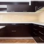 L Akrilik Mutfak Tezgahı