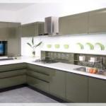 Modern Akrilik Mutfaklar