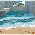 Deniz Temalı Banyolar