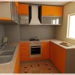 Küçük Ankastre Mutfaklar