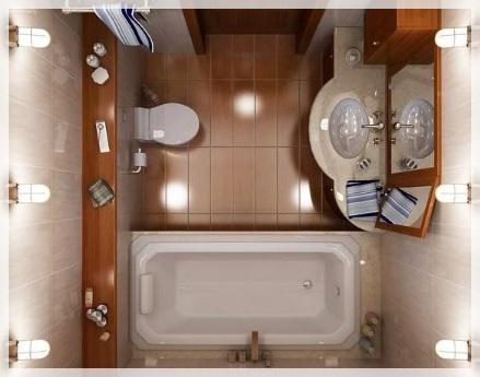 Küçük Banyo Tasarımı