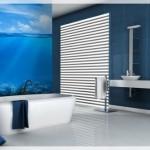 Mavi Banyo Dekorasyonu