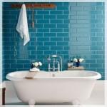 Mavi Banyo Fayansları