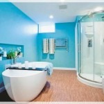 Mavi Beyaz Banyolar