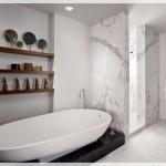 Mermer Banyo Dekorları