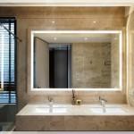 Mermer Banyo Lavabosu