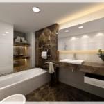 Mermer Banyo Modelleri