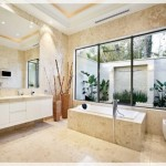 Modern Mermer Banyolar