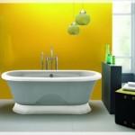 Modern Renkli Banyolar