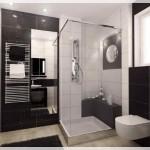 Siyah Beyaz Banyo Dekorasyon Önerileri