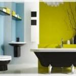 Yeşil Siyah Banyolar