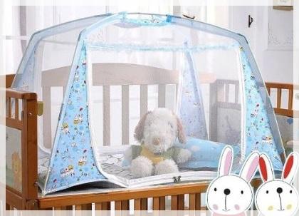 Bebek Odası Cibinlik Modelleri-2