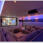 Ev Sinema Odası Dekorasyonu-2