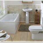 Küçük Banyo Dekoru-8