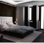 Modern Yatak Odası-13
