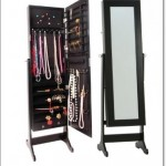 Aynalı Takı Dolabı-4