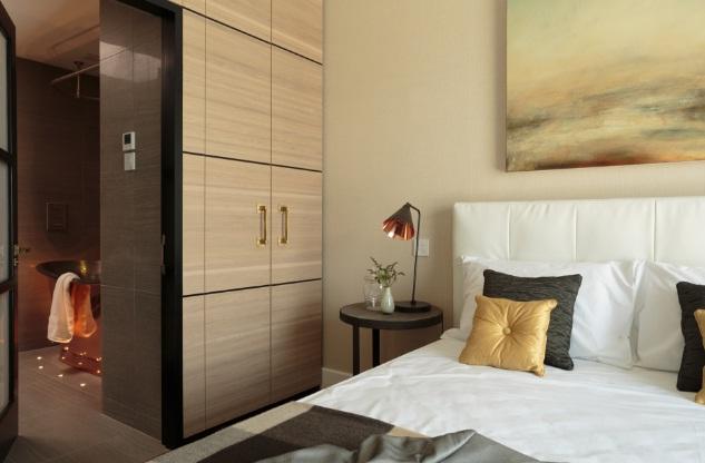Banyolu Yatak Odası-4