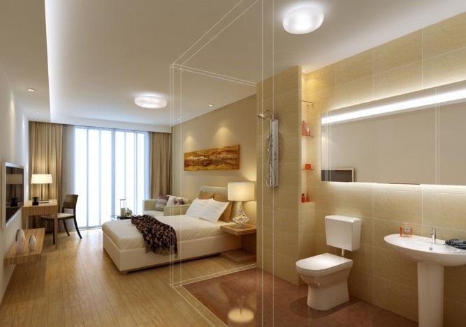 Banyolu Yatak Odası-6