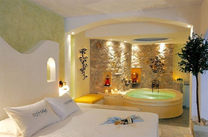 Banyolu Yatak Odası-7