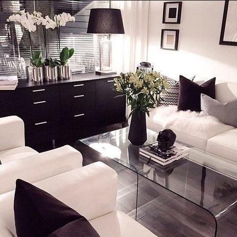 Oturma Odası Dekorasyonu-11