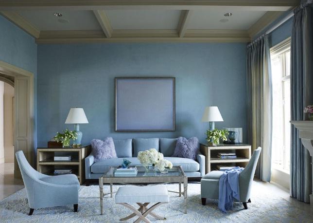 Oturma Odası Dekorasyonu-12
