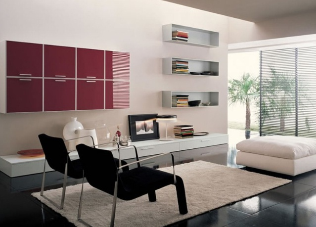Oturma Odası Dekorasyonu-2