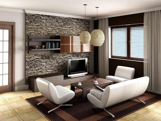Oturma Odası Dekorasyonu-8