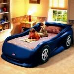 Arabalı Yatak Tasarımları