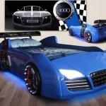 Mavi Arabalı Yatak