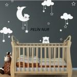 İsimli Bebek Odası Süs