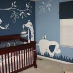 İsimli Bebek Odası Süsleri-4