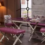 İstikbal Banklı Mutfak Masaları-2