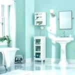 Açık Renk Banyo Dekorasyonu