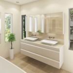 Fayanssız Banyo Modelleri-6