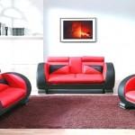 Kırmızı Siyah Oturma Grupları