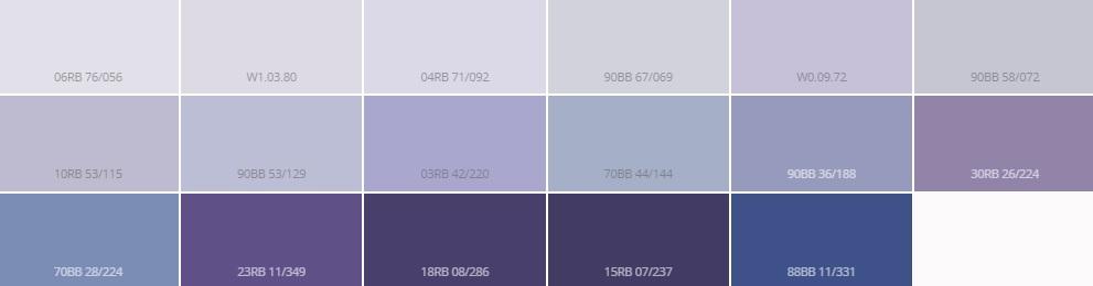 Marshall Renk Isimleri Dekorasyon Modelleri