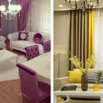 Modern Salon Perdesi